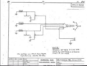 Gibson Firebird Wiring Diagram | Free Wiring Diagram