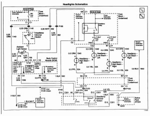 Gm Body Control Module Wiring Diagram | Free Wiring Diagram