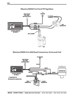 Gm Hei Distributor Wiring Schematic | Free Wiring Diagram