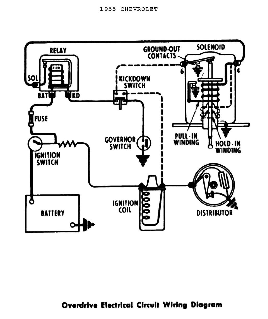 68 Chevy Horn Wiring Diagram