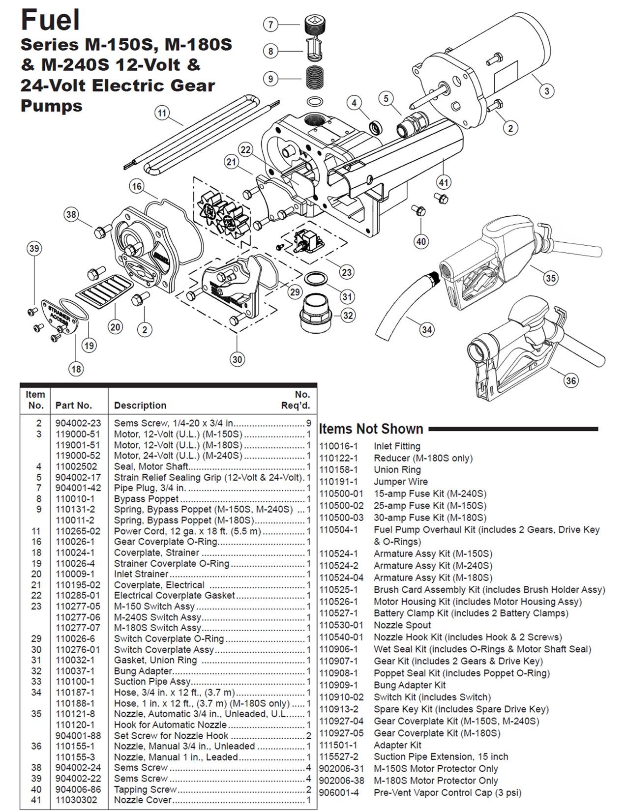 Gpi Fuel Pump Wiring Diagram