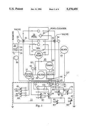 Hayward Pool Pump Wiring Schematic | Free Wiring Diagram