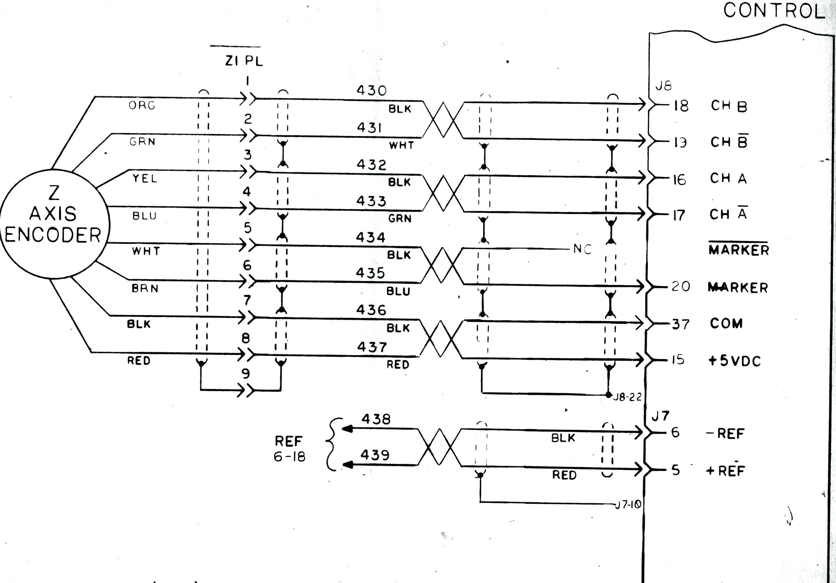 Heidenhain Encoder Wiring Diagram