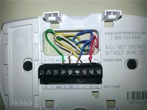 Honeywell Rth2300 Rth221 Wiring Diagram | Free Wiring Diagram