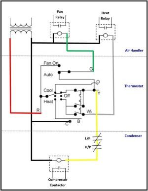 Honeywell thermostat Ct87n Wiring Diagram | Free Wiring