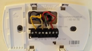 Honeywell thermostat Th3110d1008 Wiring Diagram | Free