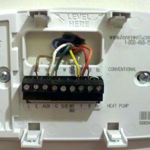Honeywell Wifi Smart thermostat Wiring Diagram | Free