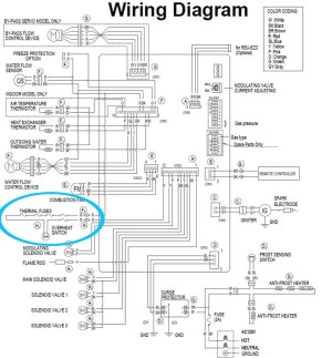 Hot Water Heating System Wiring Schematic | Free Wiring Diagram