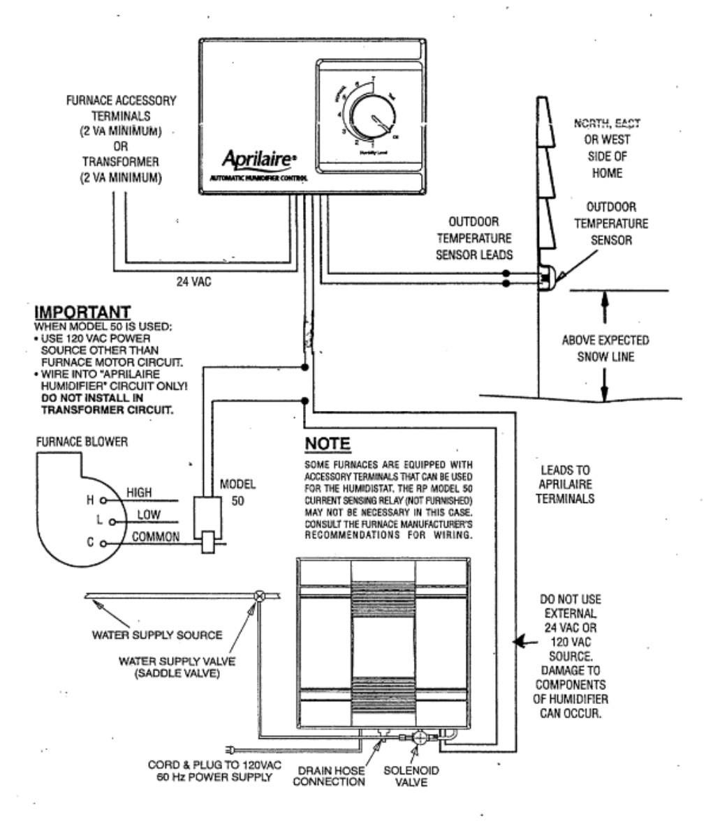 Volt Honeywell Wiring Diagram 24 Relay Transformer