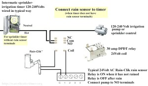 Intermatic 240v Timer Wiring Diagram   Free Wiring Diagram
