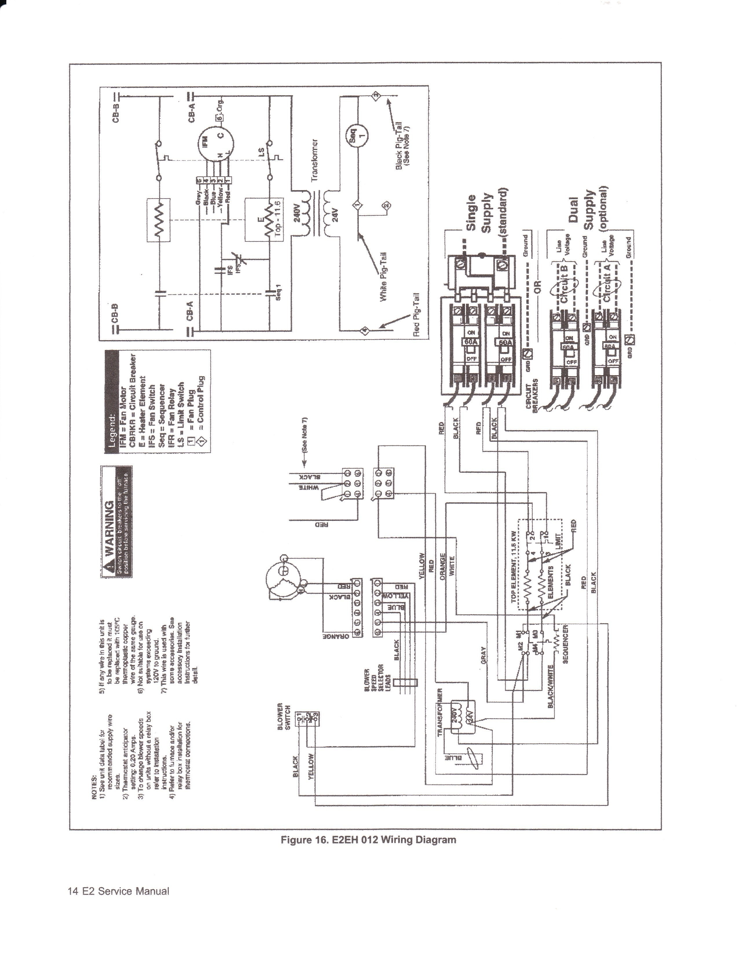 Intertherm Ac Unit Wiring Diagram