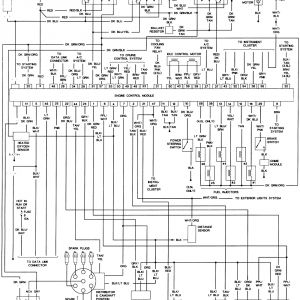 Jeep Grand Cherokee Wiring Diagram | Free Wiring Diagram