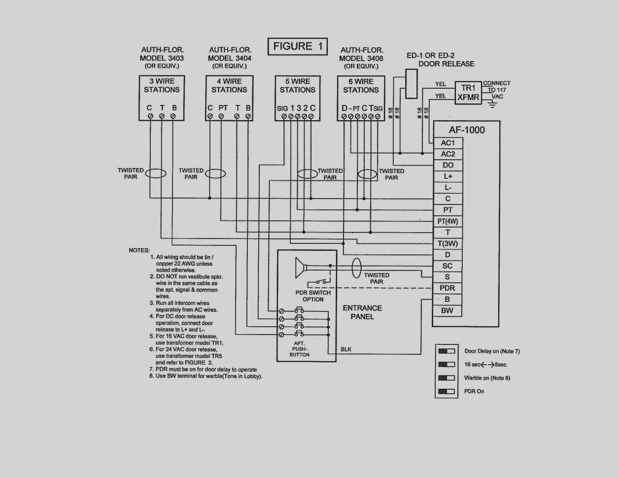 Jeron Nurse Call Wiring Diagram