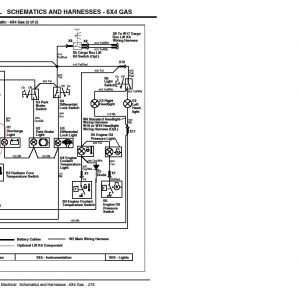 John Deere Gator Ignition Switch Wiring Diagram | Free