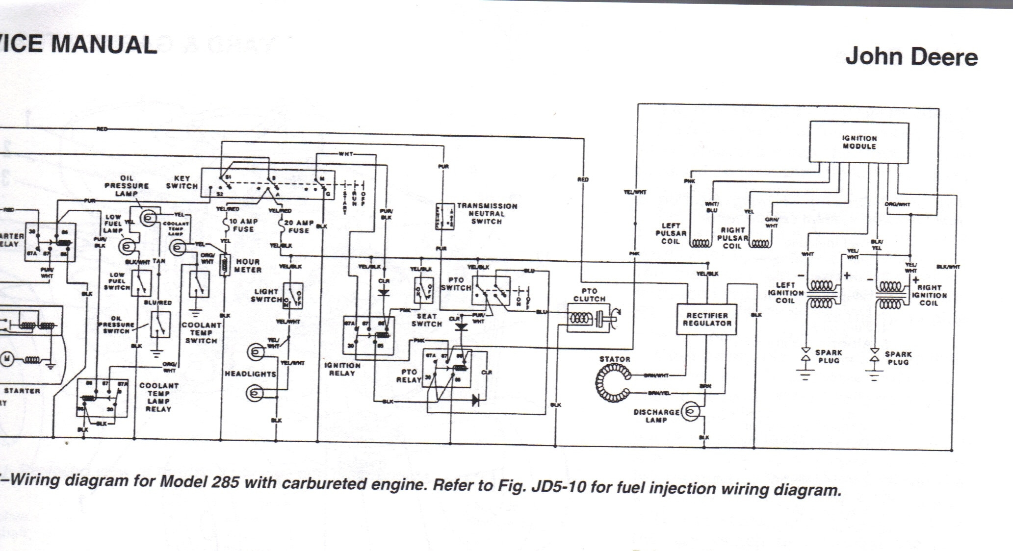 John Deere Gator Te Wiring Diagram Image Tx The
