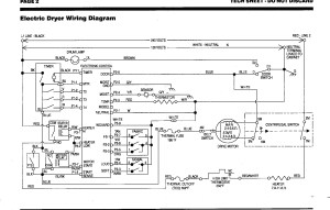 Kenmore Dryer thermostat Wiring Diagram | Free Wiring Diagram