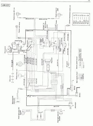 Kubota Wiring Diagram Pdf | Free Wiring Diagram