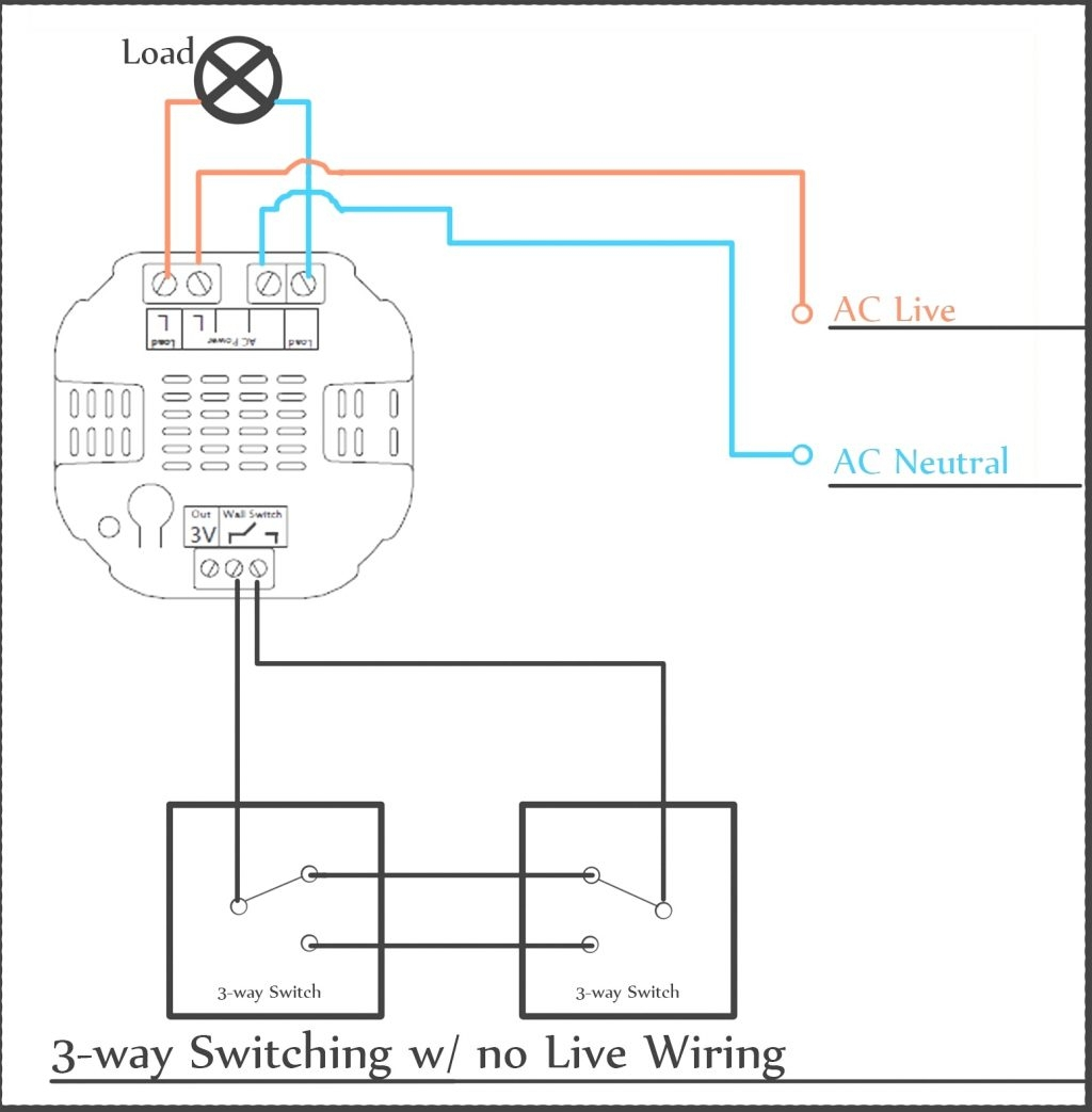 Four Pole Toggle Switch Schematic