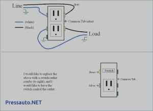 Leviton Switch Outlet Combination Wiring Diagram | Free