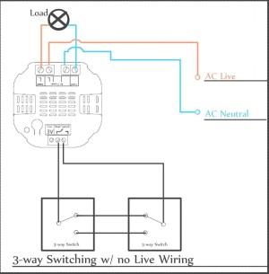 Leviton Three Way Dimmer Switch Wiring Diagram   Free