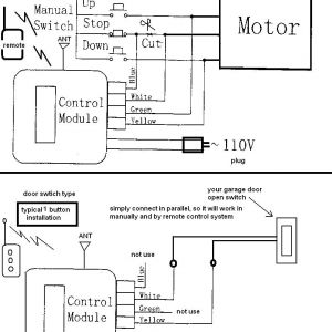 Liftmaster Wiring Diagram Sensors | Free Wiring Diagram