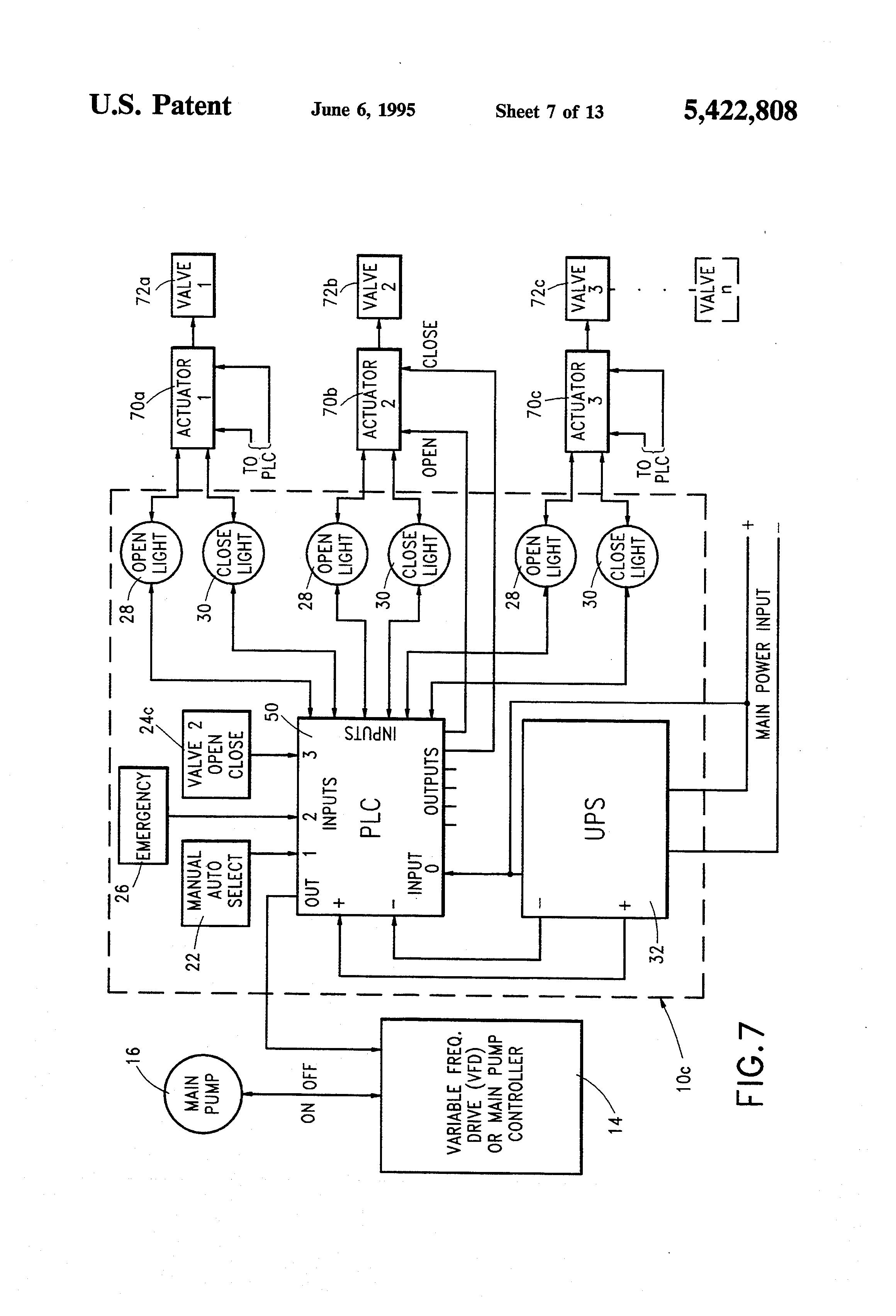 Substation Wiring Diagram