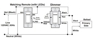 Lutron 3 Way Switch Wiring Diagram | Free Wiring Diagram