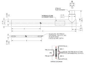Lvdt Wiring Diagram   Free Wiring Diagram