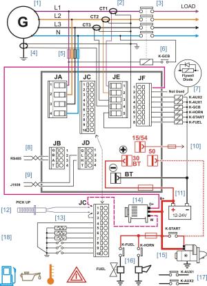Magek Power Converter 6345 Wiring Diagram | Free Wiring