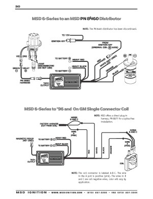 Mallory Ignition Wiring Diagram | Free Wiring Diagram