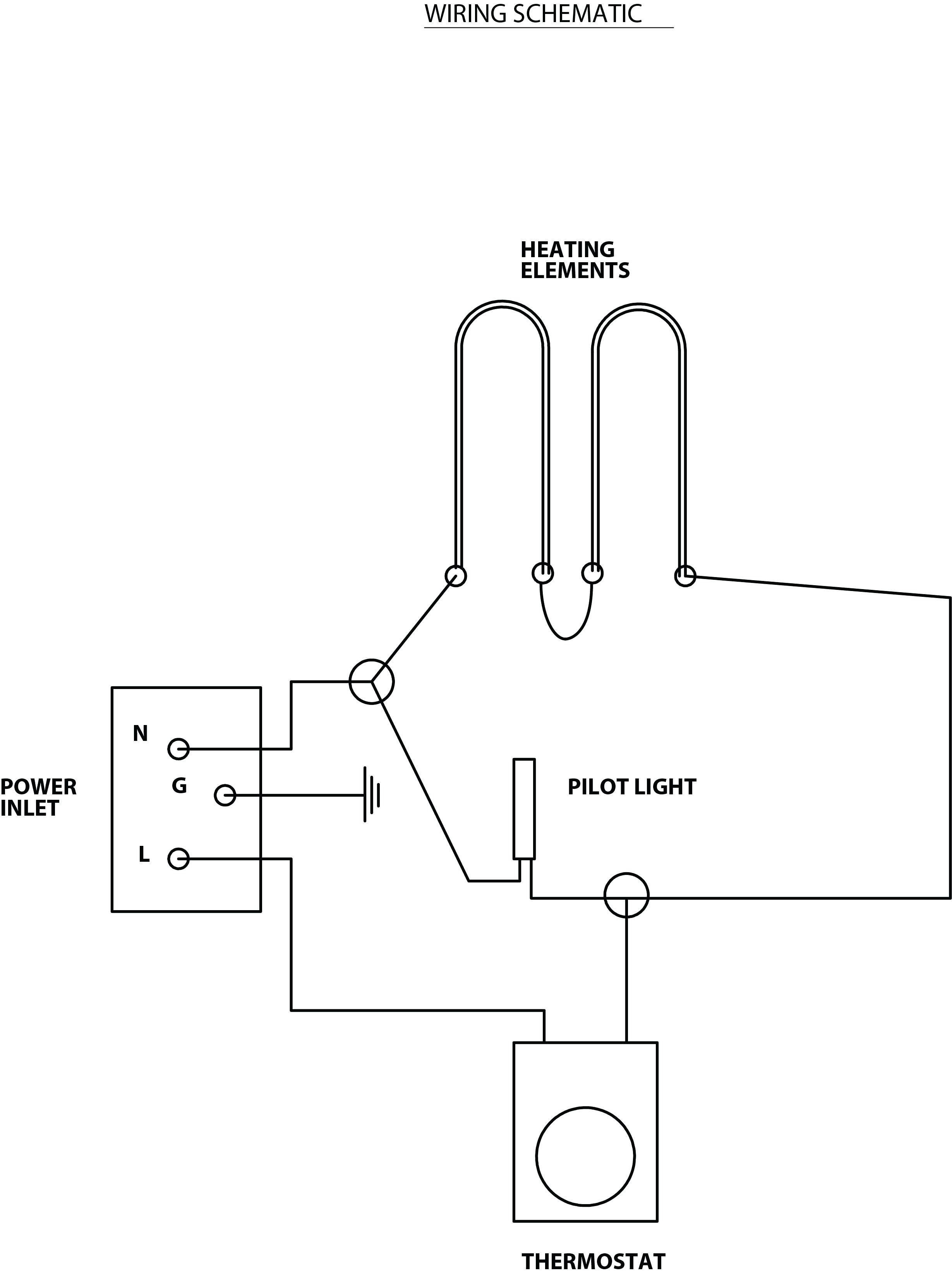 Heat Trace Wiring Diagram Wiring Schematic Diagram