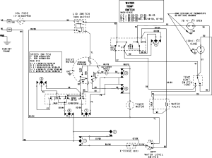 Maytag Dryer Wiring Schematic | Free Wiring Diagram