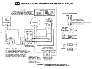 Modine Pd 50 Wiring Diagram  Wiring Diagram