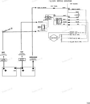 Motuide 24 Volt Trolling Motor Wiring Diagram | Free