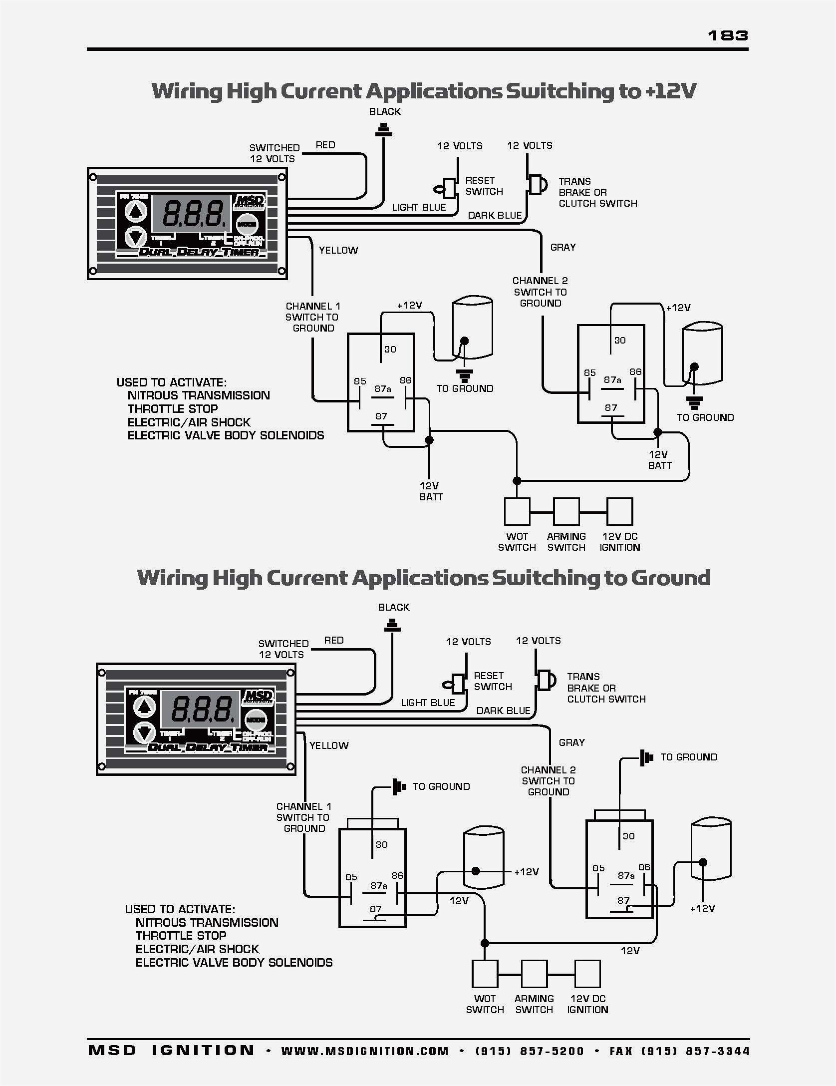 Msd 6al Part Number Wiring Diagram
