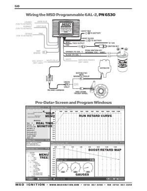 Msd 6al Wiring Diagram Chevy Hei | Free Wiring Diagram