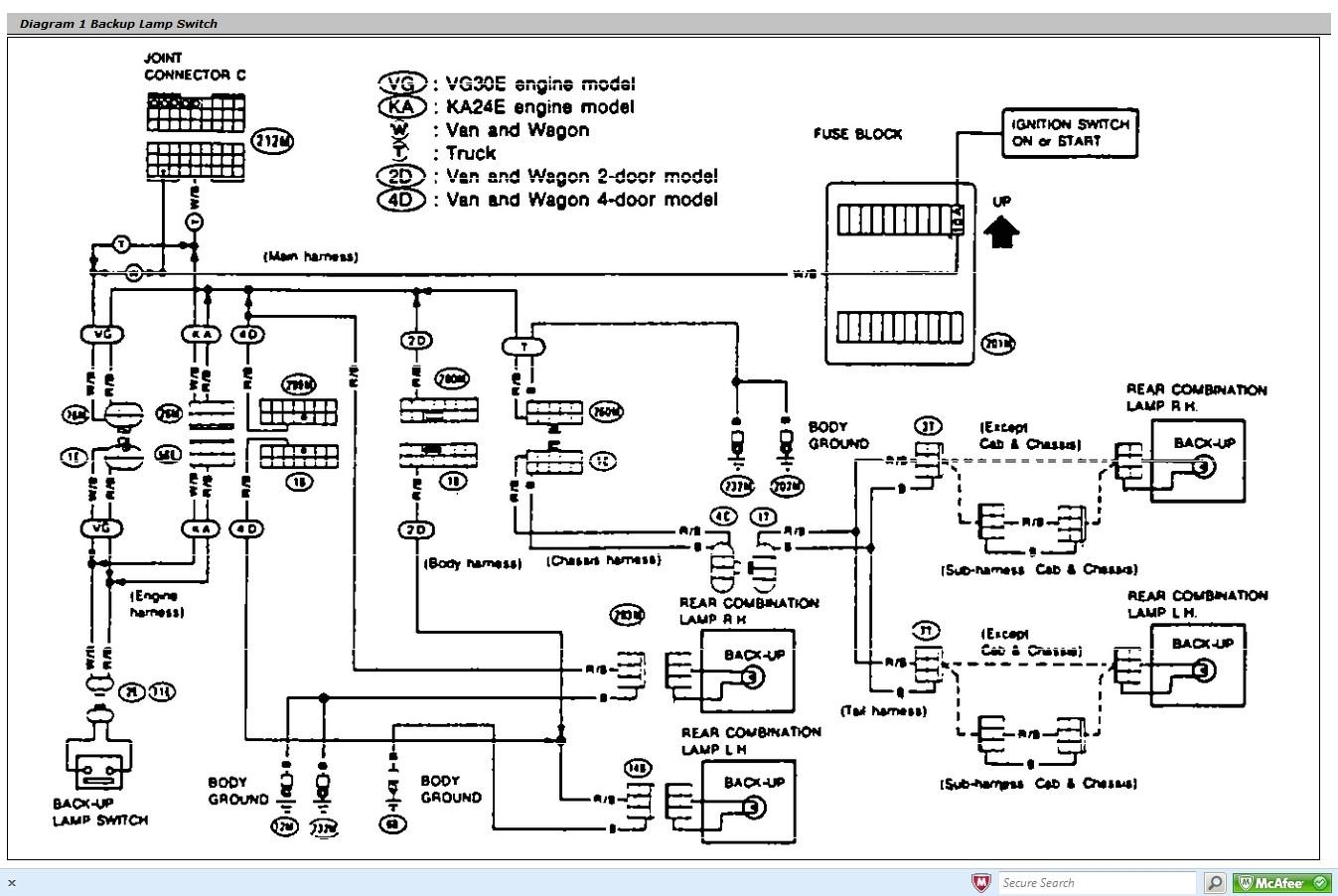 Nissan Ud Wiring Diagram