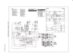 Nordyne Wiring Diagram Electric Furnace | Free Wiring Diagram