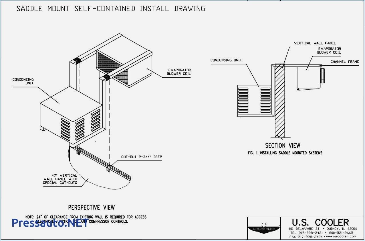 Norlake Walk In Cooler Wiring Diagram