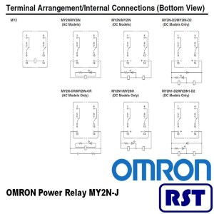 Omron Ly2 Relay Wiring Diagram | Free Wiring Diagram