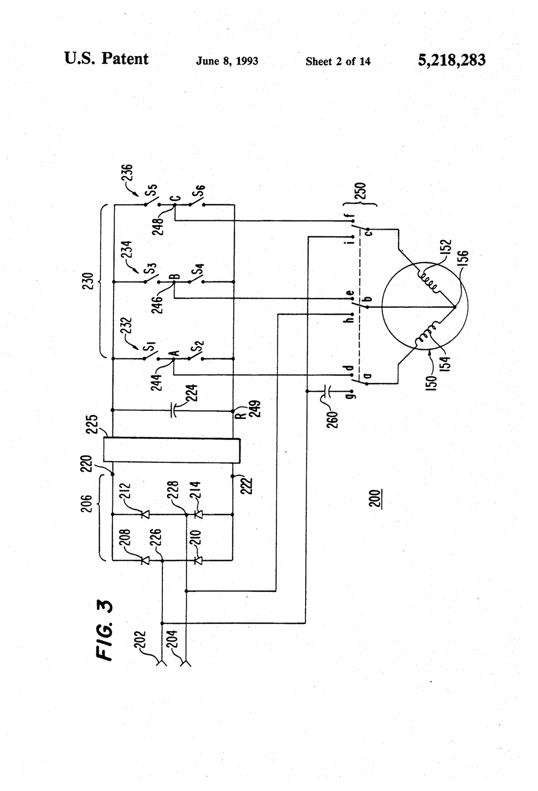 A C Circuit Diagram