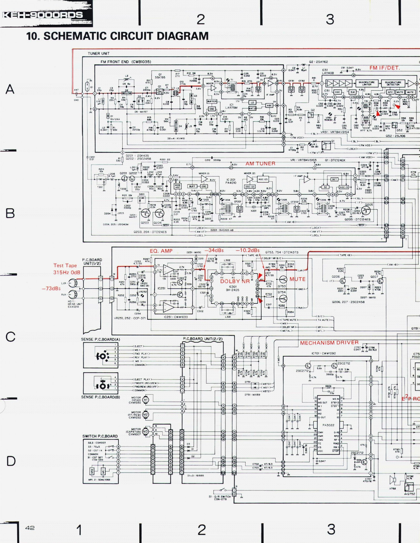 Wiring Diagram For Pioneer Deh Bt
