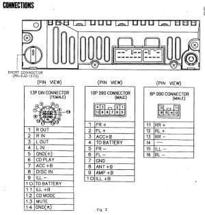 Pioneer Deh 150mp Wiring Harness Diagram | Free Wiring Diagram