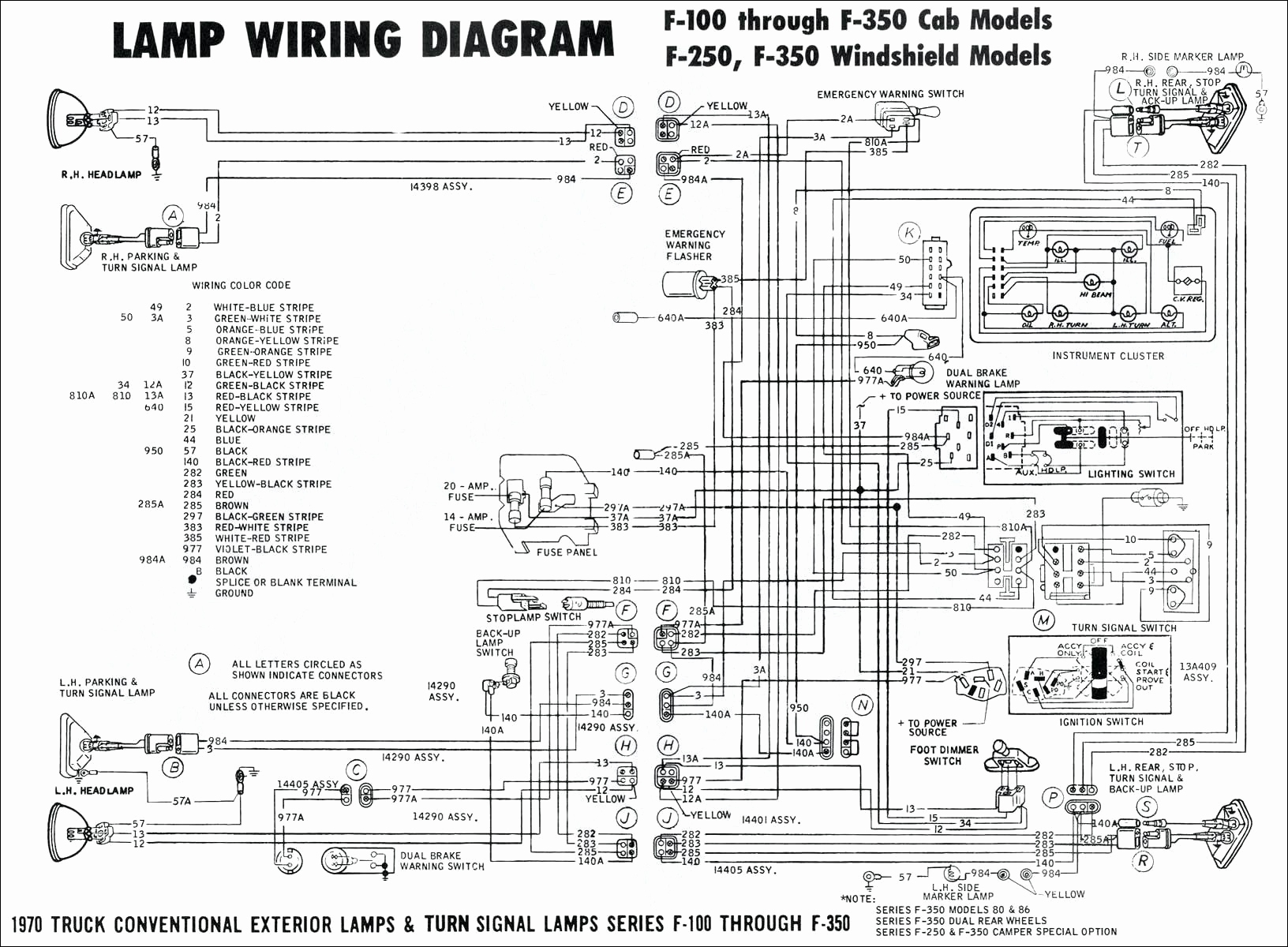 Pioneer Wiring Color Code