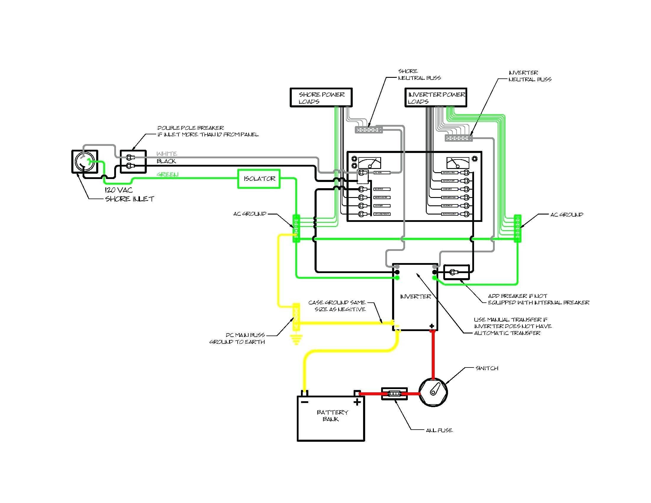 Simple Telephone Wiring Diagram