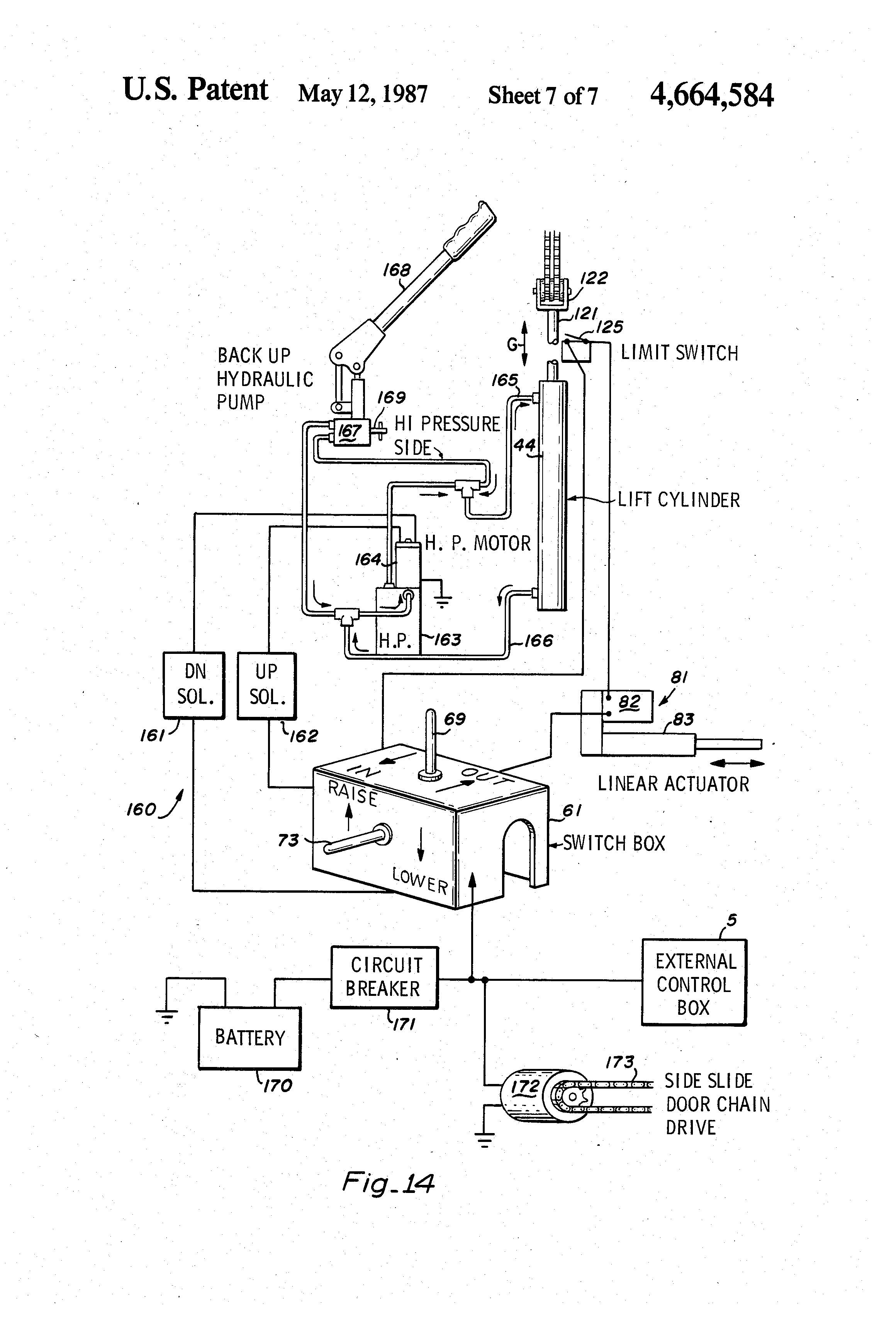 Porch Lift Vertical Platform Lift Wiring Diagram