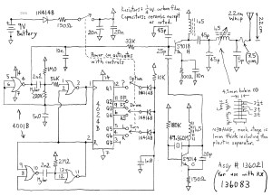 Powerstat Variable Autotransformer Wiring Diagram | Free
