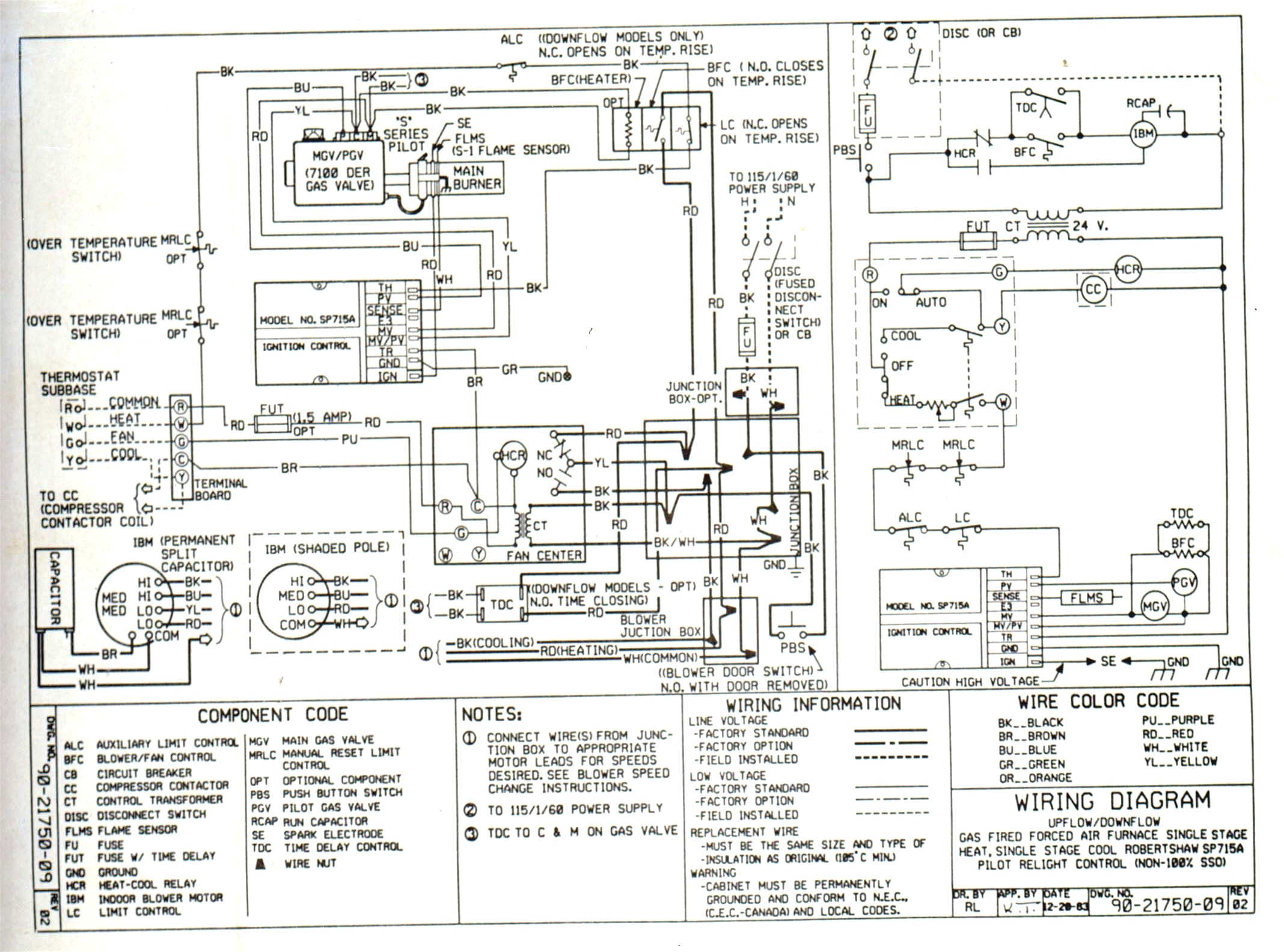 Uc400 Trane Wiring Diagram - Wiring Diagram Expert on