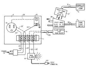 Septic Pump Wiring Diagram | Free Wiring Diagram