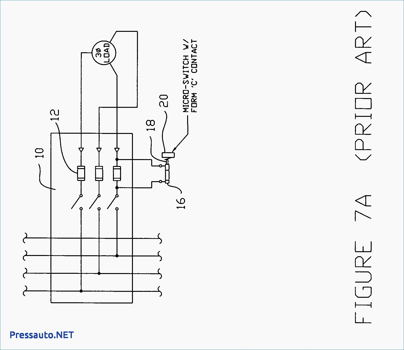 Circuit Breaker With Shunt Trip Wiring Diagram